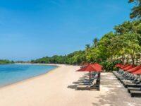 Beautiful Nusa Dua Beach