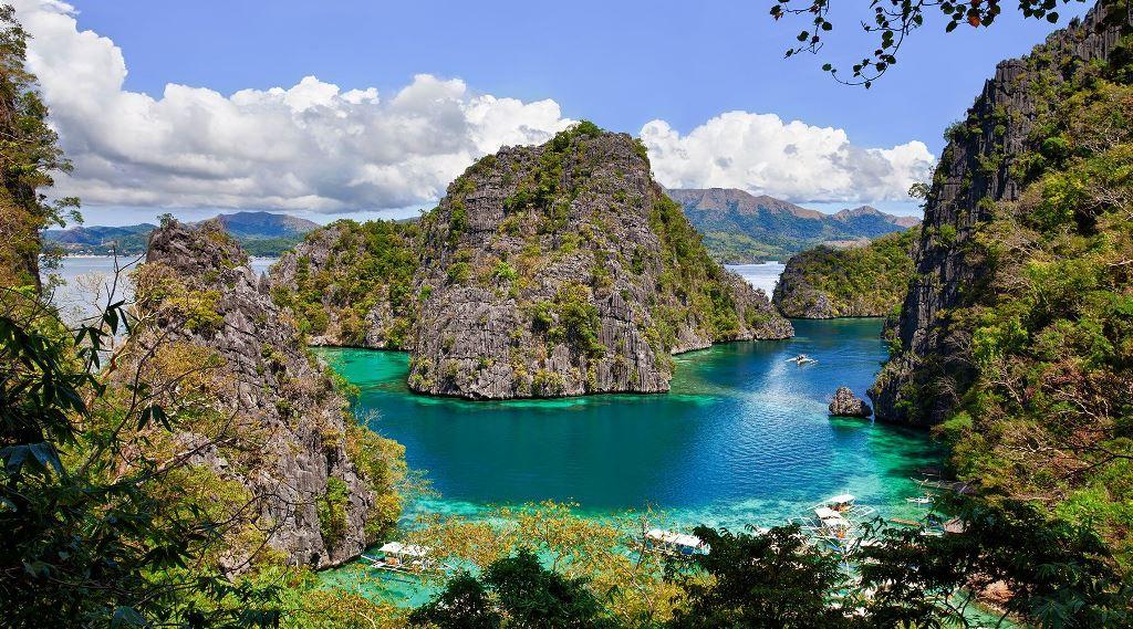 Best Beaches From Manila Coron Island