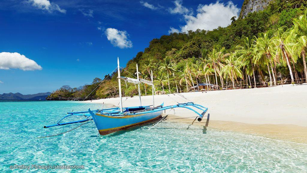 Best Beaches from Manila El Nido Beach