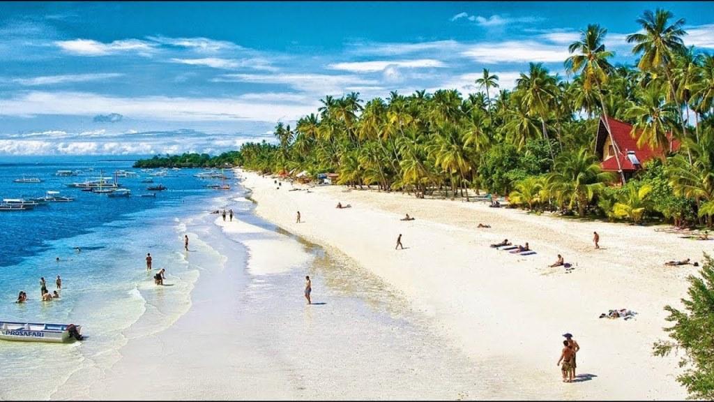 Best Beaches in Panglao Island Beaches