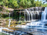 Best Waterfall Cummin Falls