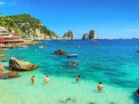 Best day trips from Rome to Capri Italy