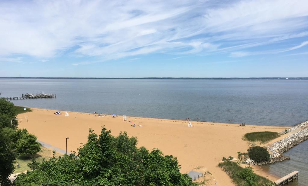 Betterton Beach Maryland