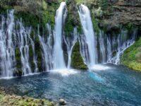 Burney Falls California Best Waterfall