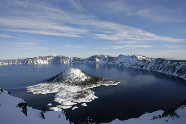 CRATER LAKE - Beautiful Lakes From Around The World