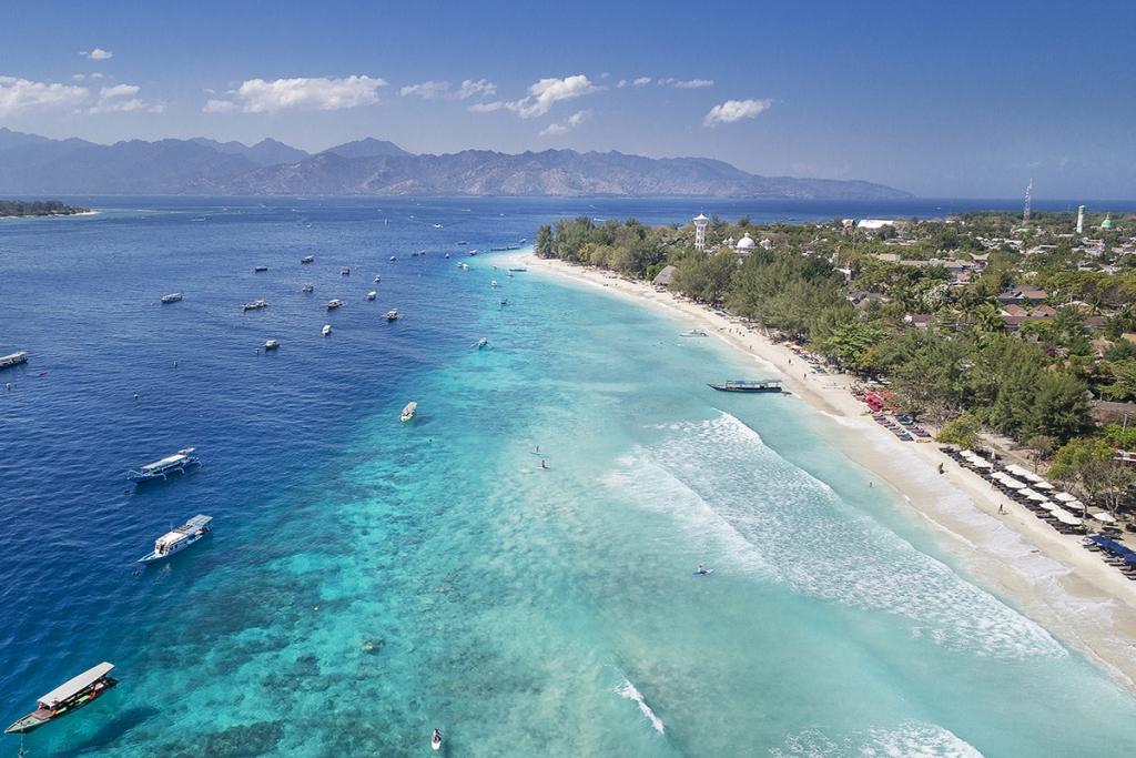 Gili Trawangan Resort Beach Lombok