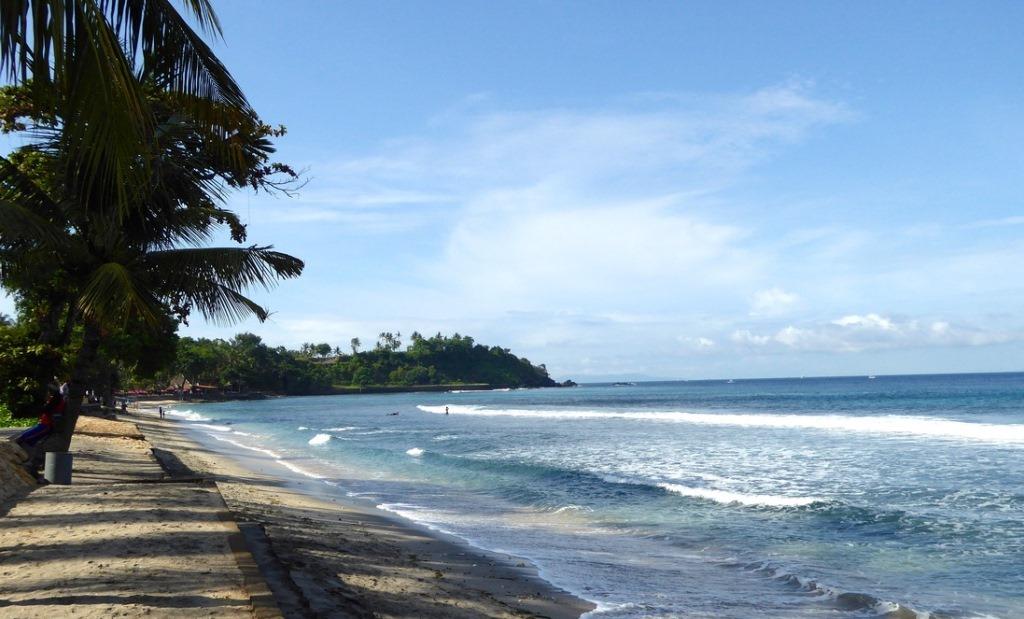 Mangsit Beach Lombok