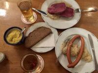 Sausage or Wurst