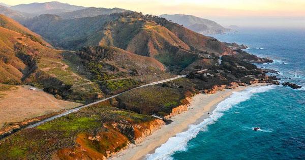 Honeymoon Destinations In Big Sur California