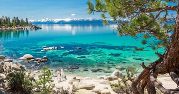 Honeymoon Destinations In Lake Tahoe California