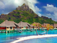 Honeymoon Destinations in Bora Bora French Polynesia