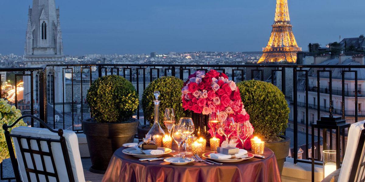 Honeymoon Destinations in Paris