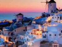 Honeymoon Destinations in Santorini Greece
